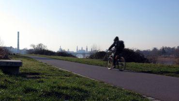 Um das Stückchen Radweg schlagen zurzeit hohe Wellen in der Stadtpolitik.