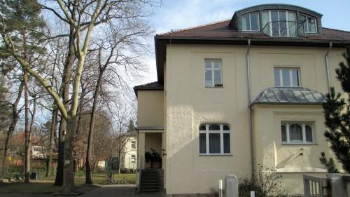 Sitz der anthroprosophischen Gesellschaft: das Rudolf-Steiner-Haus