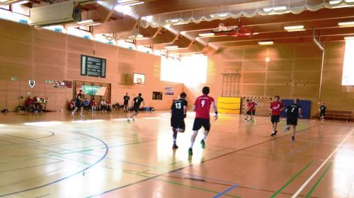 Am Ende konnten die Sportfreunde das Spiel gegen Freital für sich entscheiden.