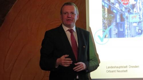 Ordnungsbürgermeister Detlef Sittel