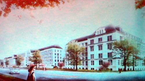 So soll es aussehen. Visualisierung: Lorenzen Architekten GmbH