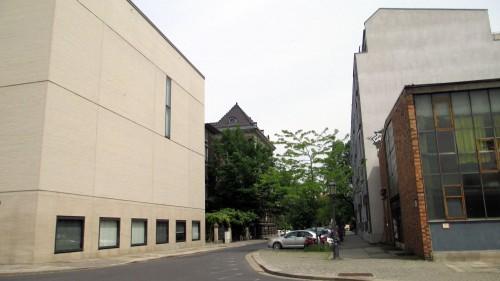 Das Neue Magazingebäude, in Benutzung seit 2011.
