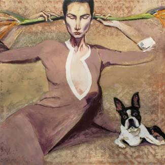 "Christine Schlegel ""Ohrwurm"" 2015"