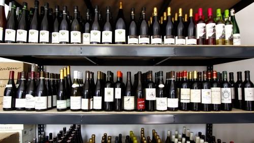 500 verschiedene Weine