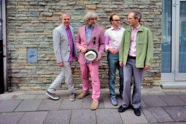 Top-Band am Freitag: Erdmöbel - Foto: PR/Sebastian Weise