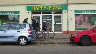 Happy-Pizza - Eröffnung am 2. November