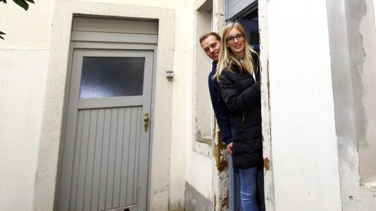 In dem kleinen Hinterhaus an der Katharinenstraße wird ab sofort gerätselt.