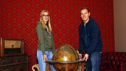 Margrit Jespersen und Dennis Stadler suchen Ausbrecher