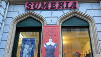 Mode-Atelier Sumeria, Rothenburger Straße 9