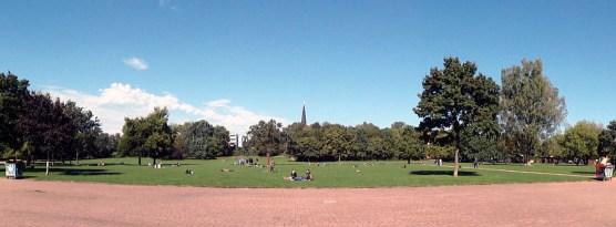 Alaunplatz im September 2012