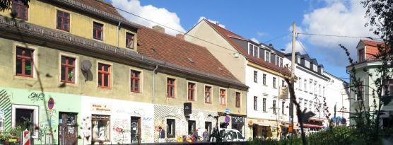 Alaunstraße im September 2013