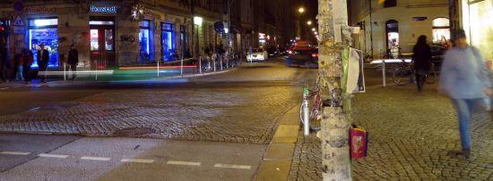 Antänzer geschnappt: Die Antänzer suchen die Dunkelheit und Betrunkene