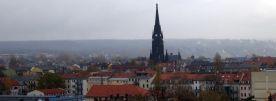 Neustadt von oben im November 2013