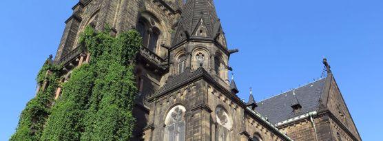 Martin-Luther-Kirche Juni 2015