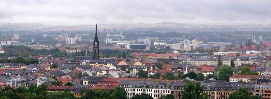 Neustadt von oben August 2015