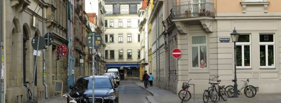 Martin-Luther-Straße November 2015