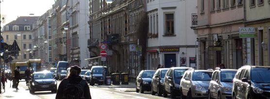 Görlitzer Straße Januar 2016