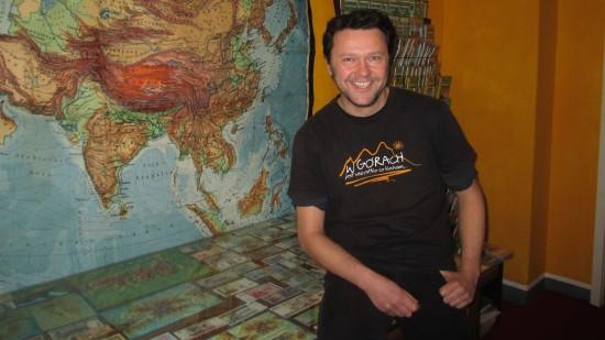 Reisebuchladen Dresden: Ingolf Schwede - Reisetipps vom Welterfahrenen