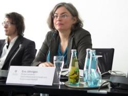 Umweltbürgermeisterin Eva Jähnigen