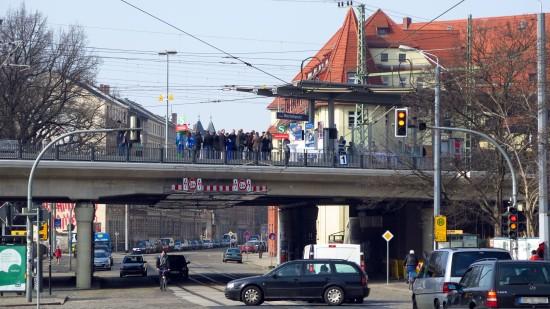 """Haltepunkt """"Bischofsplatz"""" eingeweiht"""