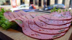 Es geht auch ohne Fleisch: Jalapeño-Lyoner