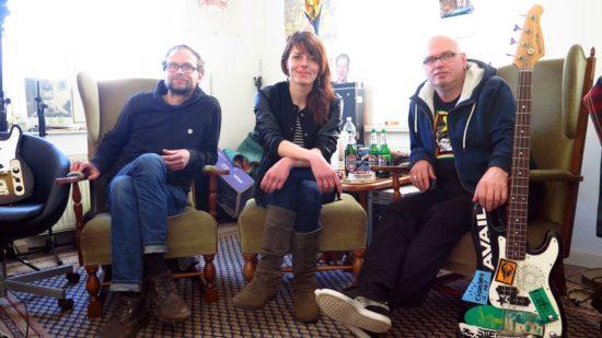 Goldner Anker: Malle, Claudi, Stoffel