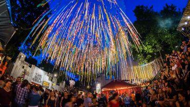 Scheune–Schaubuden-Sommer 2015. Foto: André Wirsig