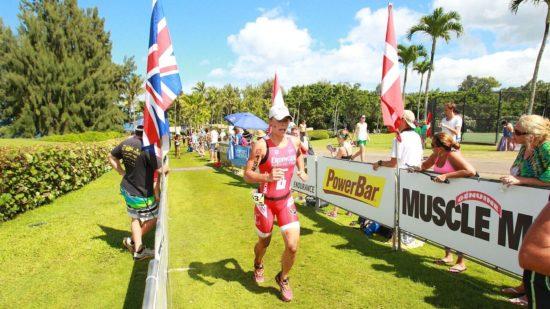Susi Pawel bei der XTerra-Challenge 2015 auf Hawaii