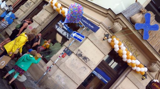 BRN-Sonnabend: Windrad an der Luftikus-Straße