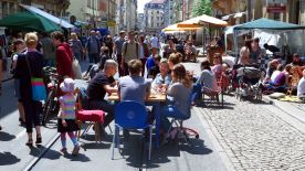 Frühstück auf der Görlitzer Straße