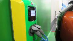 Steckdose für Elektroautos