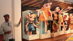 Auch Leon Keer ist in der Magic City mit seiner 3D-Kunst vertreten.