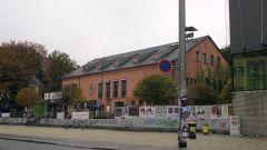 Scheune an der Alaunstraße