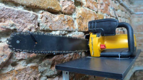 Werkzeug des Serienkillers.