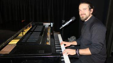 Das Tier am Klavier - heute mit Band