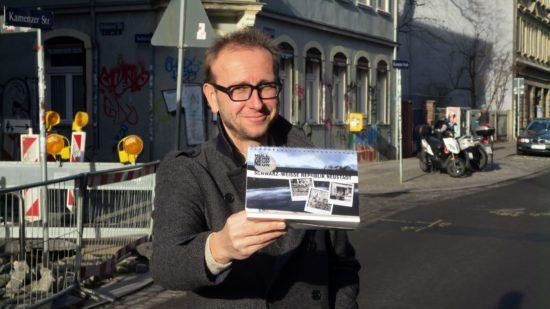 Klaut der bunten Neustadt die Farbe: Fotograf Frank Dehlis
