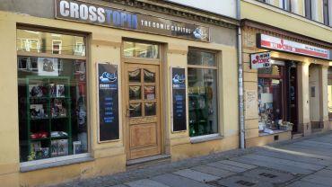 Neu: Crosstopia auf der Bautzner Straße 32