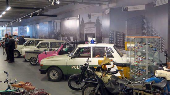 Welt der DDR: DDR-Fahrzeuge in Hülle und Fülle
