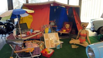 Camping im DDR-Style