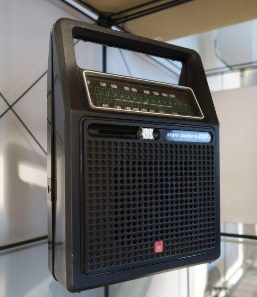 Stern Contura aus dem RFT Kombinat VEB Stern-Radio Berlin