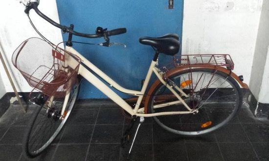 Fahrrad verschwunden oder geklaut?