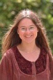 Autorin und Stadtführerin Una Giesecke
