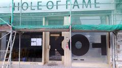 Ausstellung im Hole of Fame