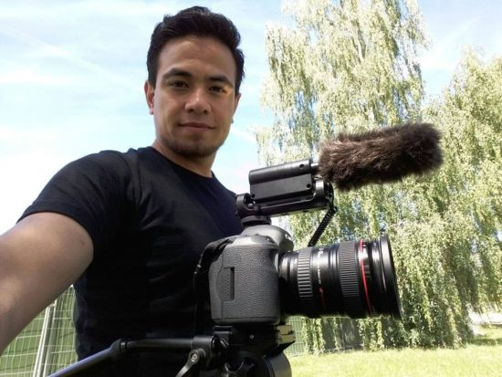Rahmat Haidari - Kameramann und Co-Produzent