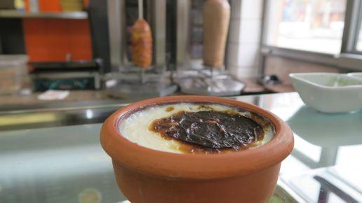 türkischer Milchreis - Sütlaç