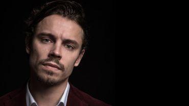 Schauspieler und Tänzer Christian Novopavlovski - Foto: Carsten Beier