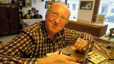 Uhrmachermeister Frank Feldmann