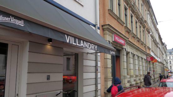 Ab Donnerstag wieder geöffnet: Villandry
