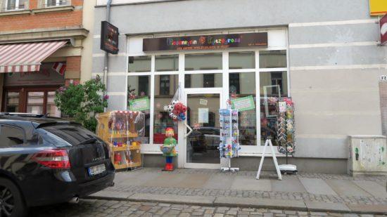 """Schließt im Juni: """"Riesenklein und Klitzegross"""""""