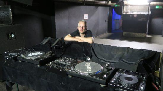 Club-Chef Christoph Töpfer